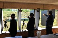 25m pistolskydning i Ørre